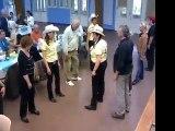 Initiation Les Essarts le Roi 19.06.2011  -  COWBOY  HAT  DANCERS