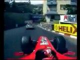 Souvenirs, Souvenirs (Alonso, Raikkonen, Schumi, Montoya) - Dépassement, accrochages, ...