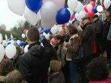 Liberados los dos periodistas franceses secuestrados en...