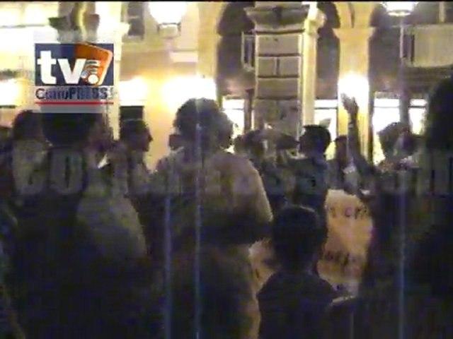 Διαμαρτυρία αγανακτισμένων Κέρκυρας 29-6-2011