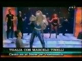 Thalia - Telefe Noticias: Thalia en Video Match 2000 (Argentina 2000)