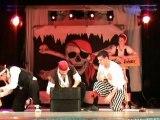Tresor Acrimoniac Anima'niak danse Hip Hop Finistère Bretagne 2011 Bats toi florent