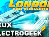 "Jeux Electrogeek 80 test ""London Cab Challenge"""