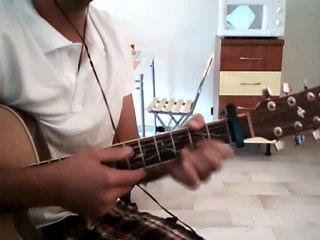 Visionnez les Cours Vidéo de Partir un jour - 2 be 3 Cours de guitare avec Accords
