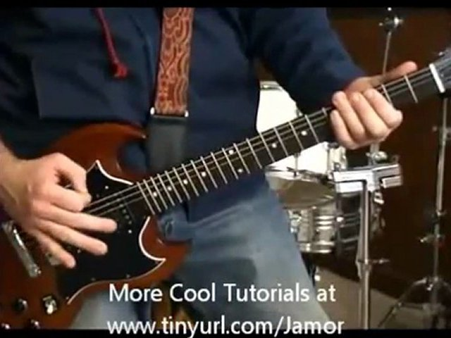 HOW TO PLAY GUITAR HERO III SONGS ON ELECTRIC GUITAR