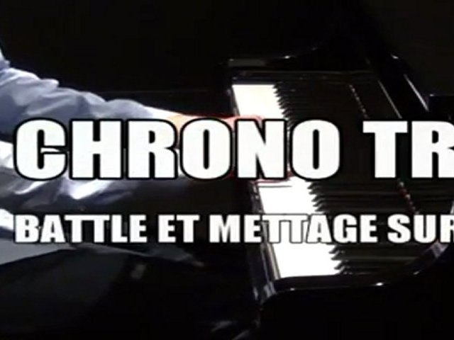 Chrono Trigger Battle Theme Piano
