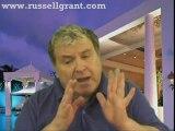 RussellGrant.com Video Horoscope Aquarius July Friday 1st
