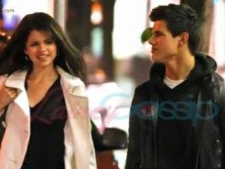 Taylor Lautner y Selena Gomez de nuevo juntos