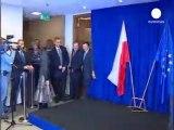 Poland takes EU presidency as privations beset EU