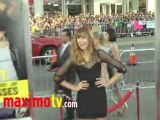 Analeigh Tipton at HORRIBLE BOSSES Los Angeles Premiere