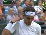 Rafael Nadal vs Andy Murray SF WIMBLEDON 2011 [Hot Shots by Courtyman]