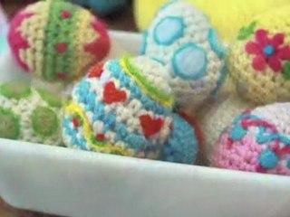 Frohe Ostern aus der ganzen Welt