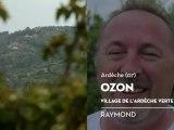 Ozon, village d'Ardèche Verte, le coup de cœur de Raymond - Bienvenue chez vous !