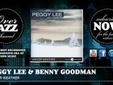 Peggy Lee & Benny Goodman - Winter Weather (1941)