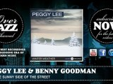 Peggy Lee & Benny Goodman - On The Sunny Side Of The Street (1941)