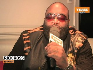 Guest Star : when Rick Ross narrate his story