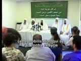 Conférence de l'imam de la mosquée al Aqsa pour une médiation en Syrie