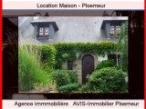 Location Maison Ploemeur 56270 - 121 m2