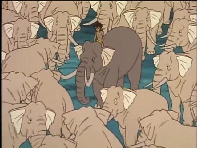Le Livre de la Jungle - Episode 50 - VF