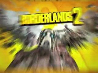 Trailer de lancement de Borderlands 2