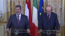 Napolitano - Press statement by the President and by President Mohamed Morsi (16.09.12).mp4