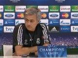 """Deportes / Fútbol; Mourinho confía en ver un Real Madrid """"solidario"""" y """"a tope"""" ante el Manchester City"""