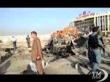 Afghanistan, attacco suicida a Kabul: almeno 12 morti - VideoDoc. Gruppo ribelle rivendica: risposta al film anti islamico