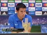 El Málaga debuta en la Champions en un gran momento