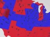 L'élection du président des Etats-Unis: un processus complexe