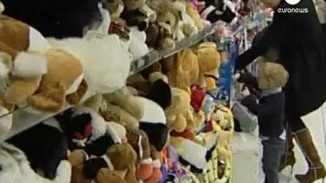 L'enseigne britannique de jouets Hamleys vendu au...