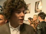 Harry Styles on One Direction and his style icons