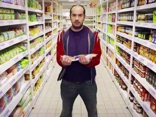 Bref. Je suis allé au supermarché .