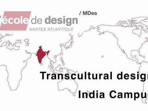 MDes Transcultural Design India