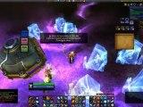 Scenario Alliance la chute de Theramore - World of Warcraft