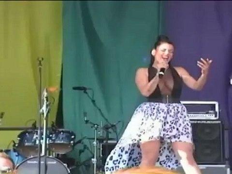 Ruth Lorenzo - Edge of Glory - Cardiff - Septembre 2012