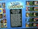 Toy Spot - Marvel LegendsX-men Legends Boxed set,the Box