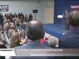 Jean-Louis Borloo annonce la création du parti UDI