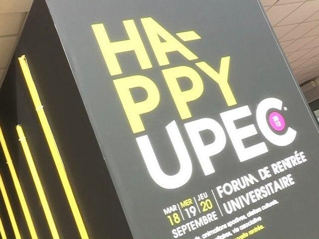 Happy UPEC : Journée internationale