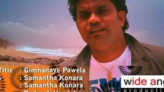 Gimhanaye Pawela - Samantha Konara Full HD [www Music lk]