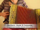 Boccherini - Master & Commander à l'accordéon diatonique