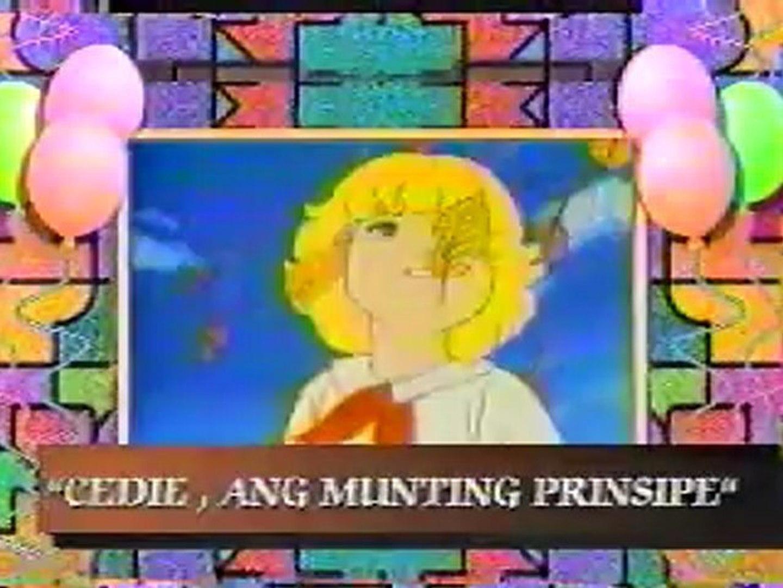 Cedie Ang Munting Prinsipe Tagalog Video Dailymotion