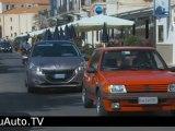 La Peugeot 208 GTi rencontre son aïeule Peugeot 205 GTI (SV)