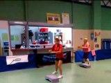 ASPTT vidéo Tennis de table