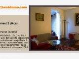 A vendre - appartement - Levallois Perret (92300) - 2 pièce