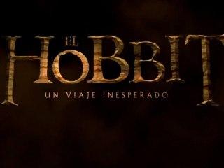 El Hobbit - Un Viaje Inesperado Trailer Español [HD 720p]