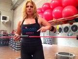 Monya fitness vi aspetta per i nuovi corsi con la Flexi Bar Butterfly e il trampolino elastico
