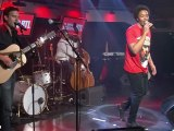 Stephan Rizon - Looking for love en live dans le Grand Studio RTL présenté par Eric Jean-Jean