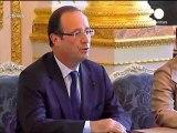 France : Hollande engage le processus de ratification du...