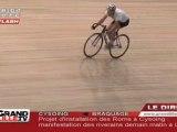 Sport à l'école au Vélodrome de Roubaix
