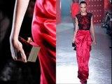 Top Models Catwalk At New York Fashion